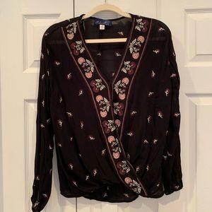 Francesca's blouse